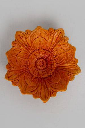 "Aashi Diya (6.5"" x 6.5"" x 2"")- Set of 2"