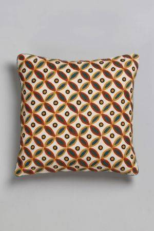 "Nenet Geometric Cushion (18''x18"")"