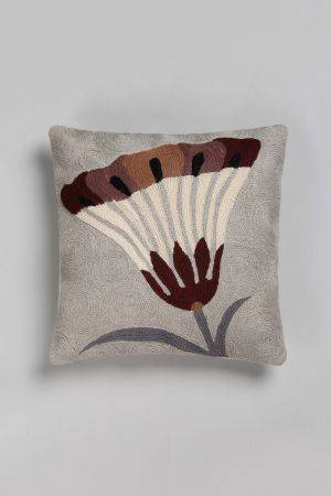"Safiya Tulip Cushion (12''x12"")"
