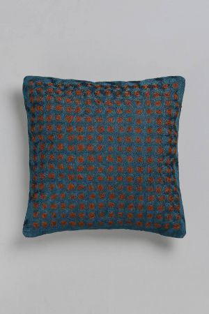 "Tanet Dotted Cushion (12''x12"")"