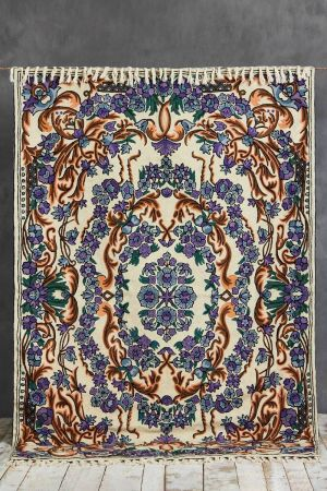 Heba Embroidered Carpet (6ft x 4ft)