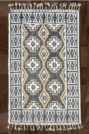 Aesthetic Tufted Rug ( 5ft x 8ft )